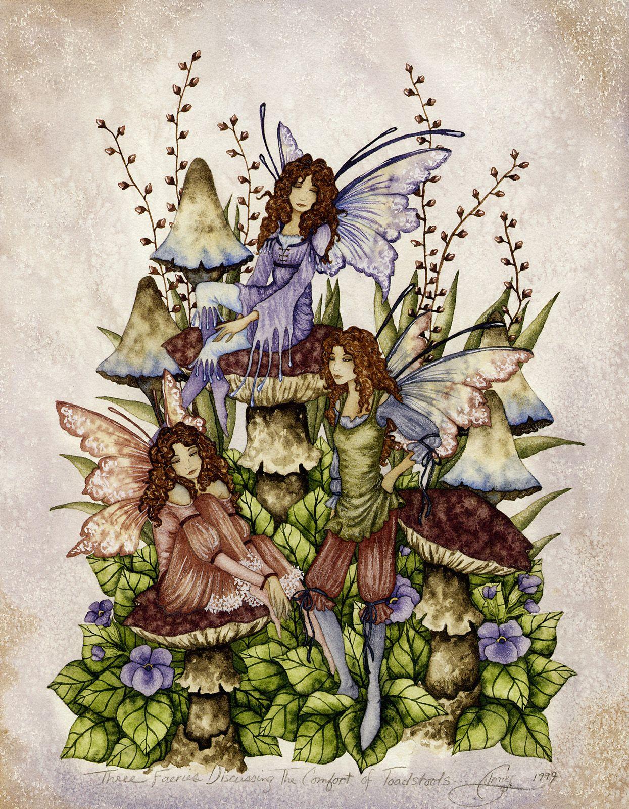 джанабаеву умные картинки с феями и эльфами мысль