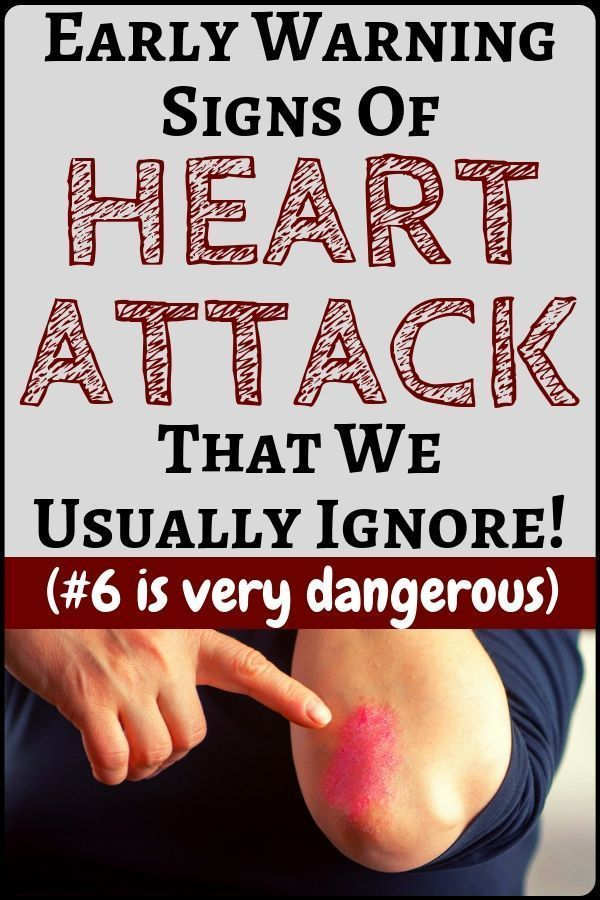 #warning #usually #fitness #attack #ignore #health #heart #early #signs #that #and #weHeart attack e...