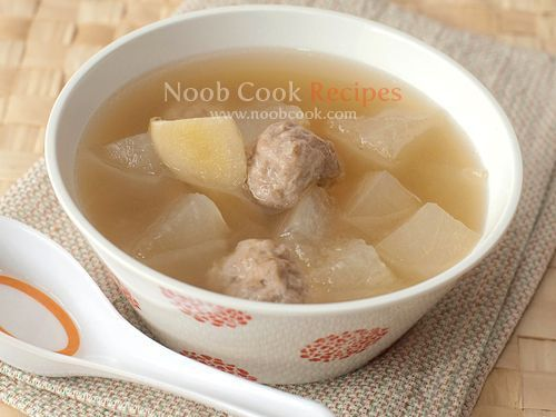 Unique Twist to typical winter melon soup with pork balls: with ikan bilis as stock base! #wintermelon Unique Twist to typical winter melon soup with pork balls: with ikan bilis as stock base! #wintermelon Unique Twist to typical winter melon soup with pork balls: with ikan bilis as stock base! #wintermelon Unique Twist to typical winter melon soup with pork balls: with ikan bilis as stock base! #wintermelon