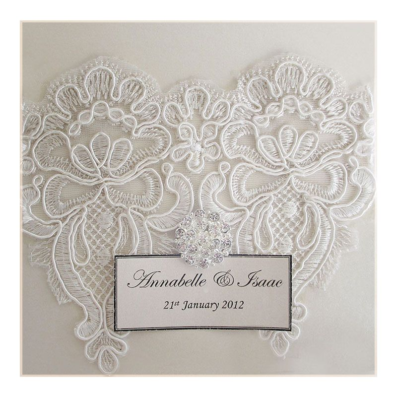 17 Best images about LACE wedding invitations – Lace for Wedding Invitations