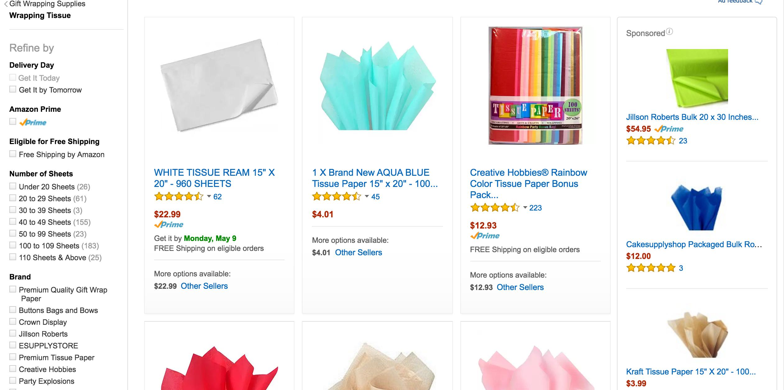 Best Websites To Buy Bulk Tissue Paper Tissue Paper Flowers