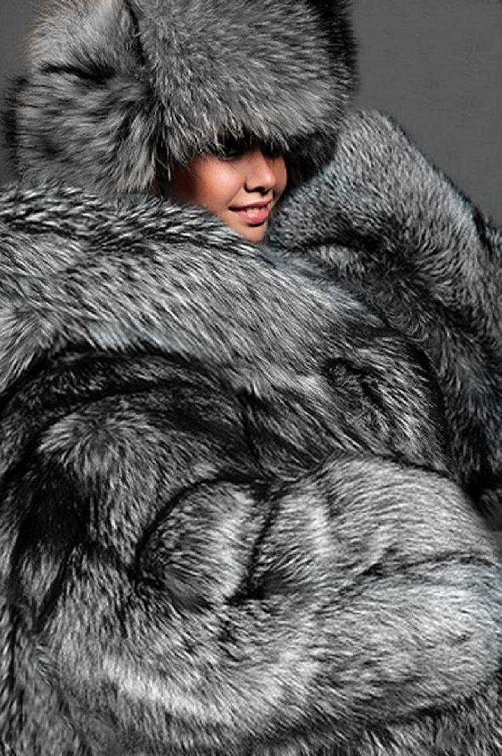 Pin by enticing on cute gear | Fur street style, Fur fashion