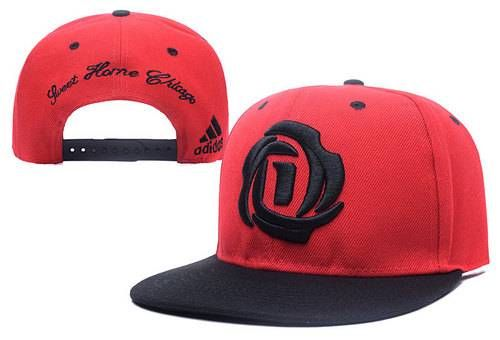 Adidas Snapbacks Hats Red Black  6c89fac7874