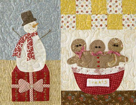 All Things Christmas Block Five copy, via Flickr.