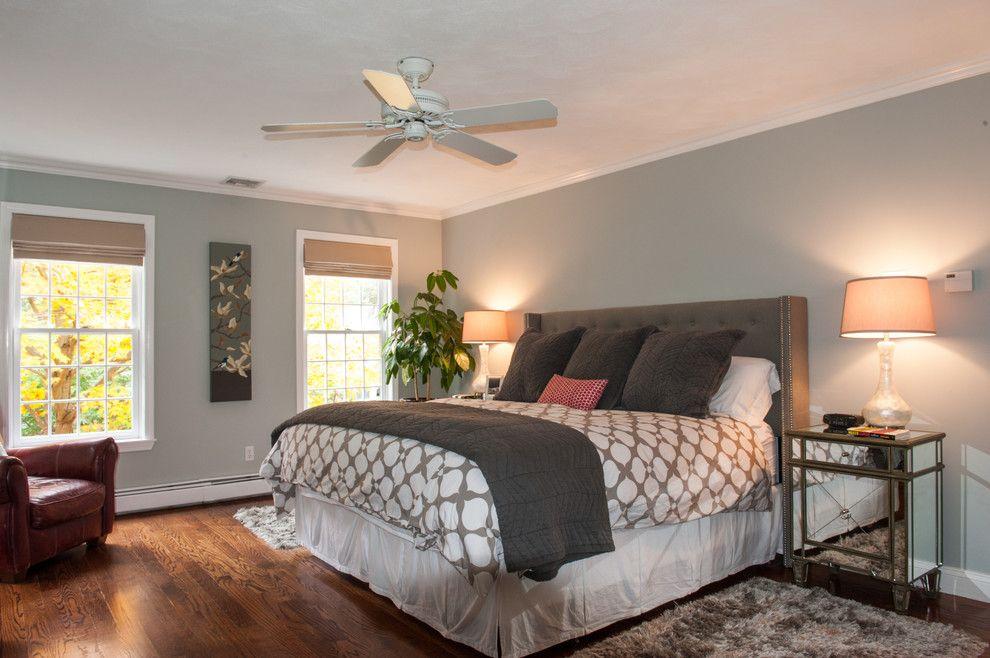 bedroom colors with dark wood floors  grey wood floors