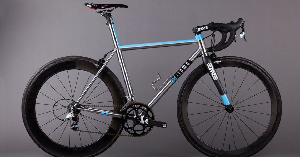 Ritte Cycles Custom Stainless Bicycles Road Racing
