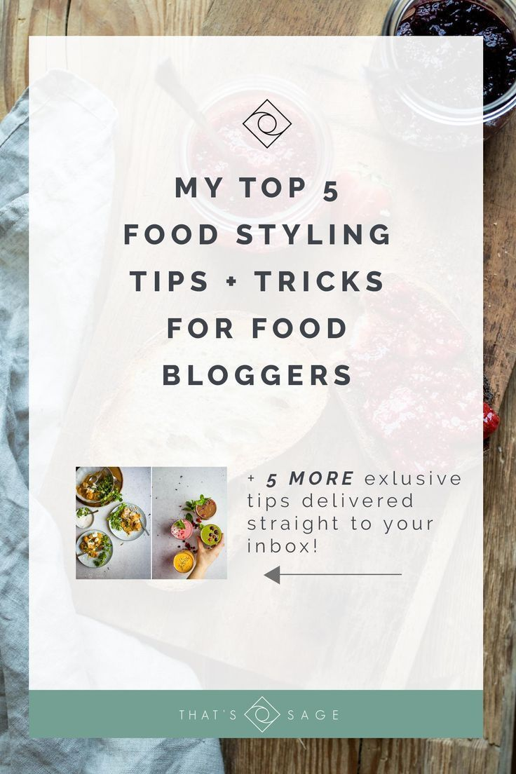 Abstract Photography For Beginners 9 Tips For Capturing: My TOP 5 Food Styling Tricks For Food Bloggers In 2020