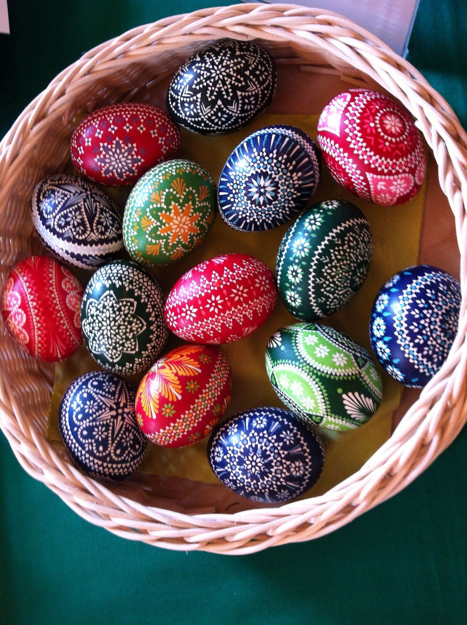 sorbische ostereier sorbain easter eggs ostern. Black Bedroom Furniture Sets. Home Design Ideas