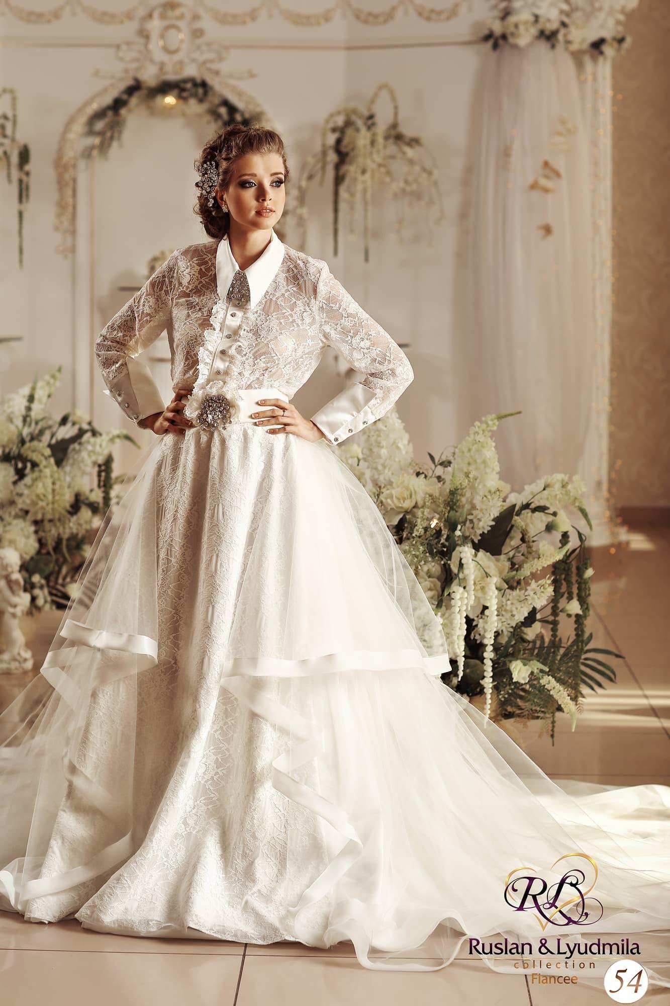 Ruslan ludmila свадебные платья