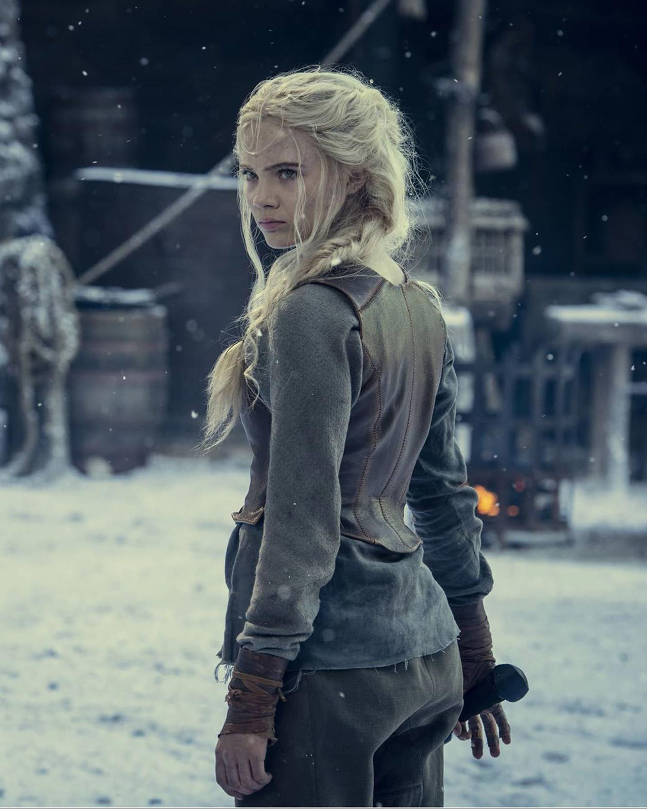 <em>The Witcher</em> unveils new photos of Ciri in season 2