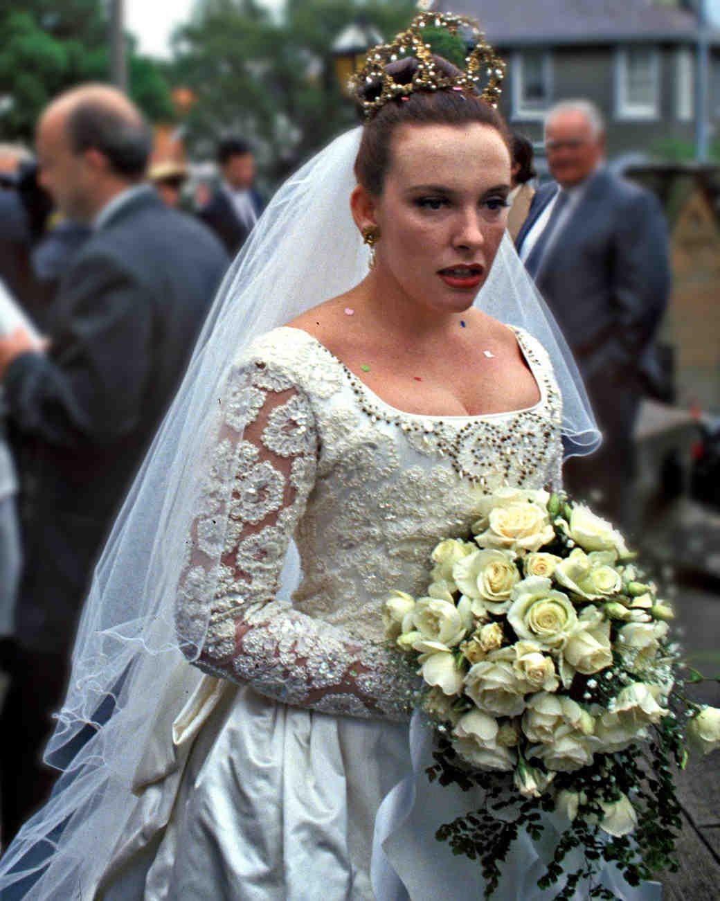 The Most Iconic Movie Wedding Dresses of All Time Movie