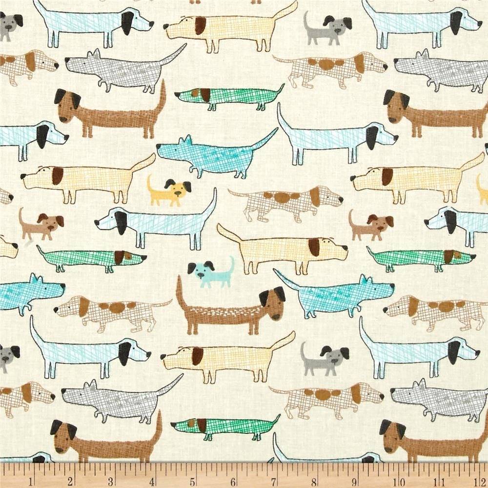 Puppy Dog Pals Fabric Fleece Ideas