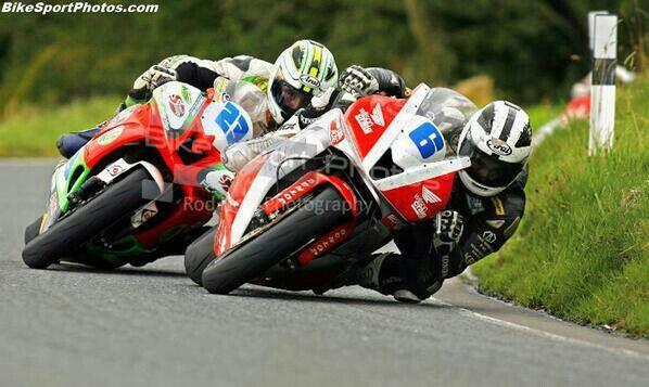 Michael Dunlop road race
