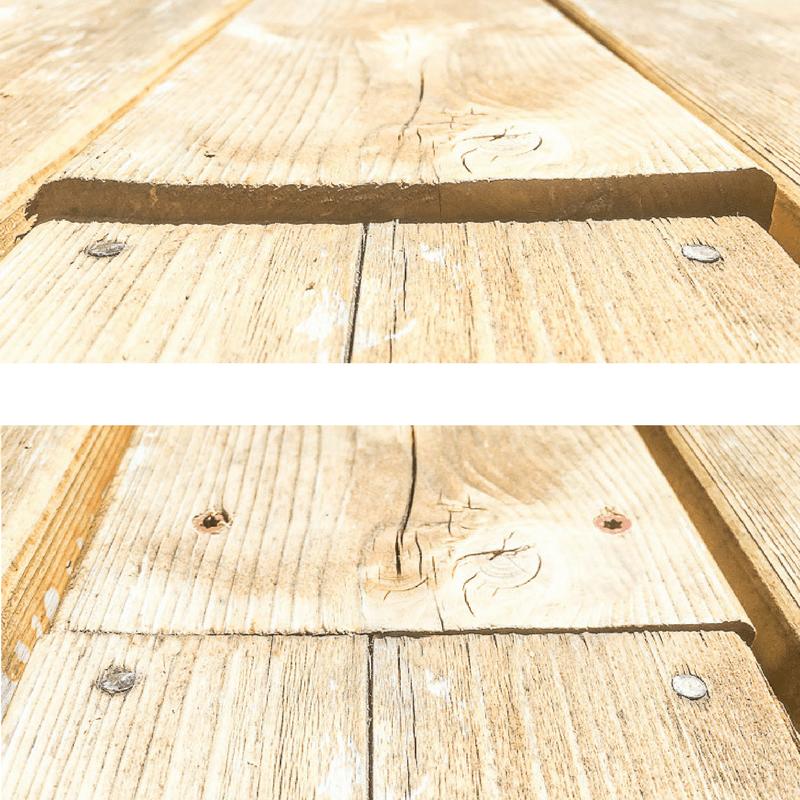 3 Easy Deck Repair Tasks Any Homeowner Can Do Deck Repair Home