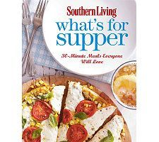 QVC Daily Deal What's for Supper 30-Min. Meals Everyone Will Love by Southern Living $18.00+$6.72 S/H