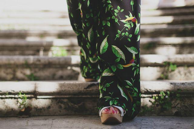 Trend Estate 2016: verde amazzonia e stampe tropical