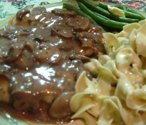 Copycat Recipe for Carrabba s Chicken Marsala from Food.com:   								A clone dish from Carrabba's Restaurant. I must try this!! LOVE Carrabba's!!