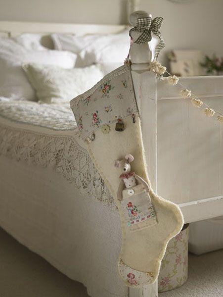 Navidad en el dormitorio