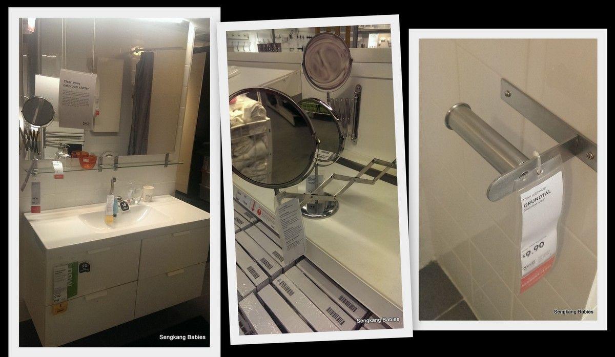 Ikea Bathroom Accessories Singapore in 9  Ikea bathroom