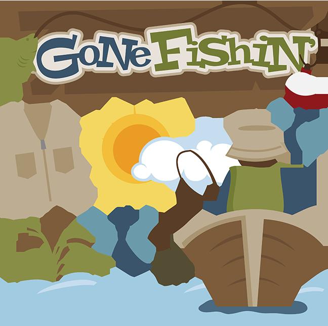 Download Pin By Nina Perozzo On Boys Fishing Fishing Cards Fishing Svg Scrapbook
