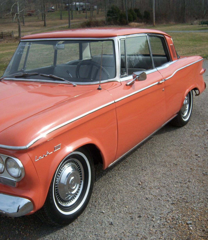 1957 Mcculloch Supercharger: Studebaker : STUDEBAKER LARK 2 DOOR HARDTOP