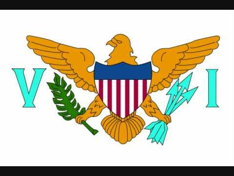 National Anthem Of The U S Virgin Islands United States Virgin Islands Virgin Islands Flag Us Virgin Islands