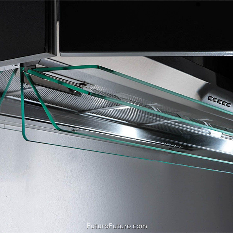 Kitchen Hood Electrical Installation