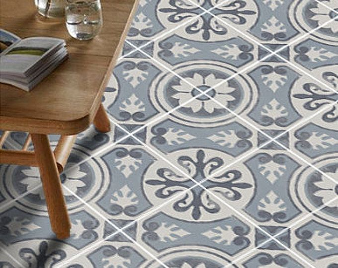 Vinyl Boden Fliesen Aufkleber Boden Aufkleber Carreaux Ciment - Fliesen vom boden entfernen