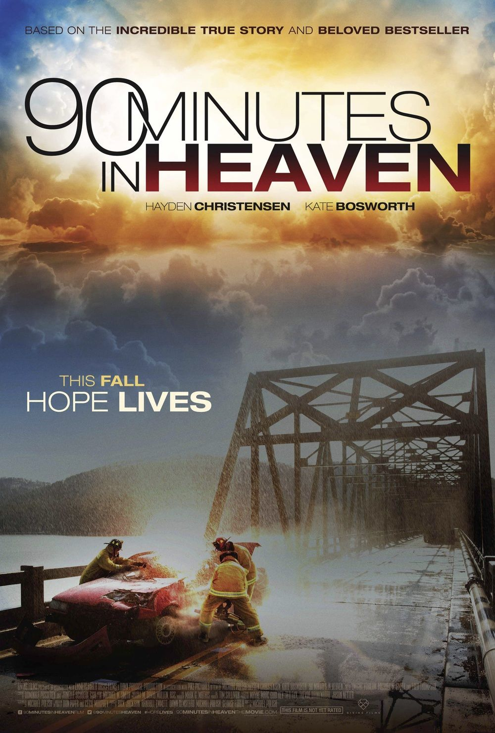 '90 Minutes in Heaven' CFDb Movie Review Heaven movie