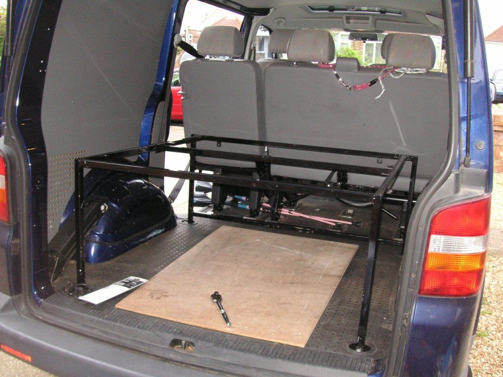 Kombi Bed For Sailors Conversion