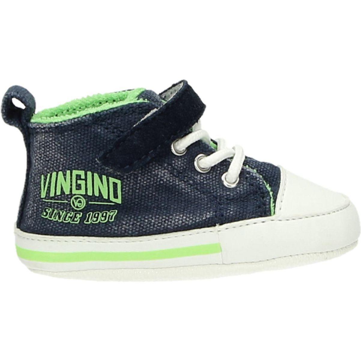 Vingino Babyschoenen Blauw Babyschoenen Blauw Vingino
