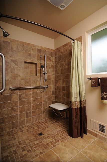 3 u003c3 u003c3 wide shower without door notice there is no raised sill rh pinterest com