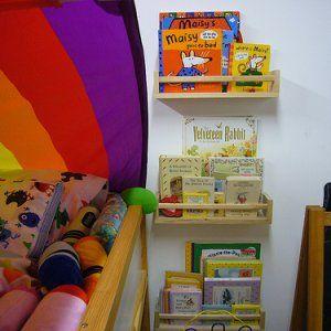 www.miaikea.com - Biblioteca dei piccoli IKEA