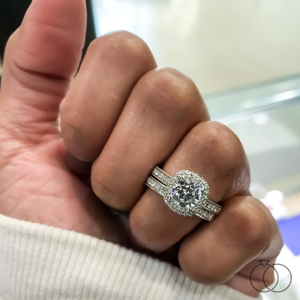 Visit Robbins Brothers For A Tacori Diamond Engagement Ring And