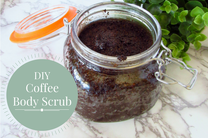 DIY Coffee Body Scrub Coffee body scrub, Body scrub