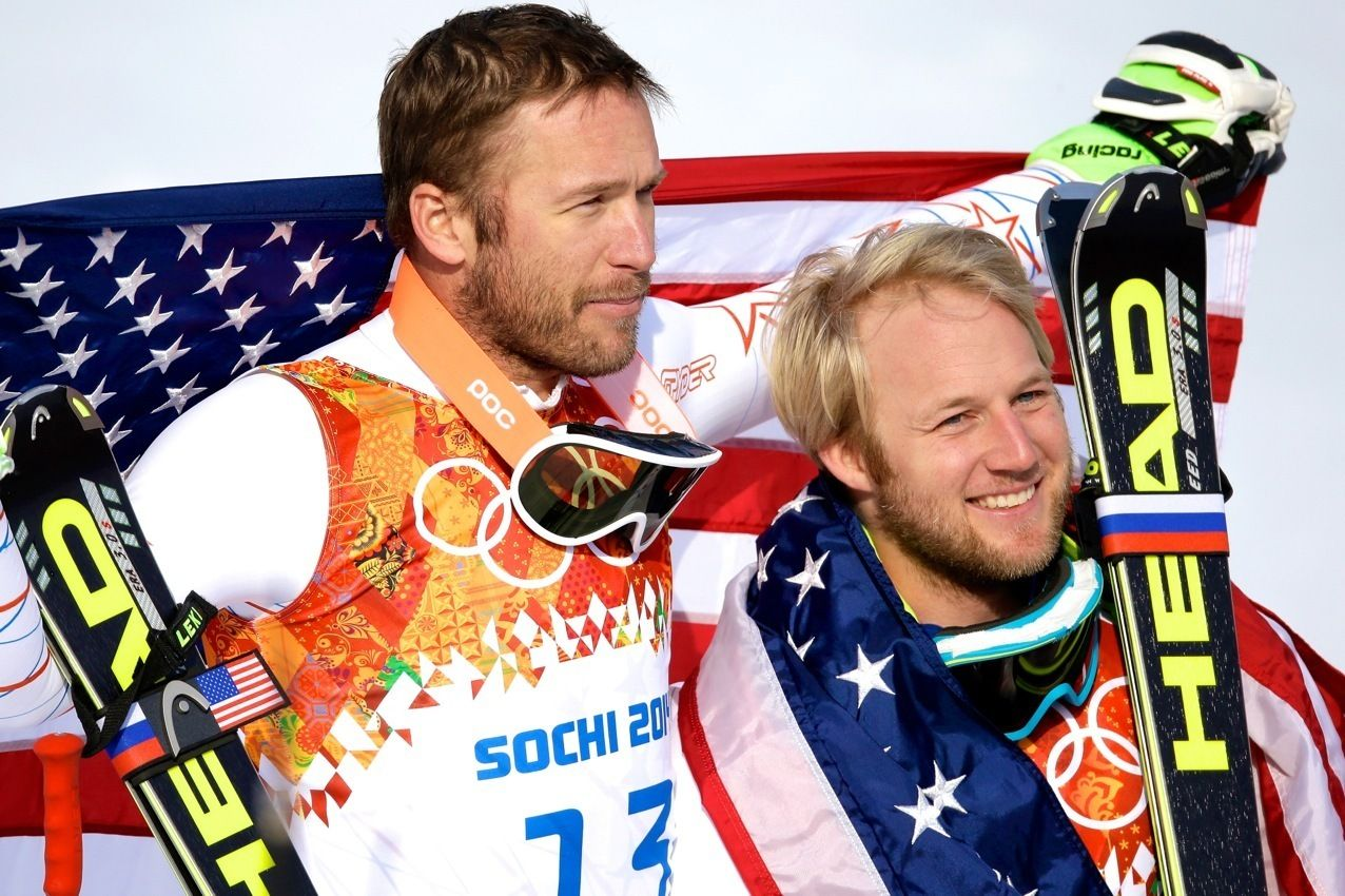The Sochi Games had not been kind to the U.S. men's Alpine skiing team, but Bode Miller and Andrew Weibrecht come to the rescue