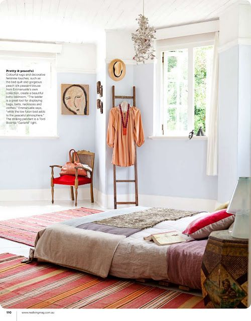 Bohemian Home  really love this room