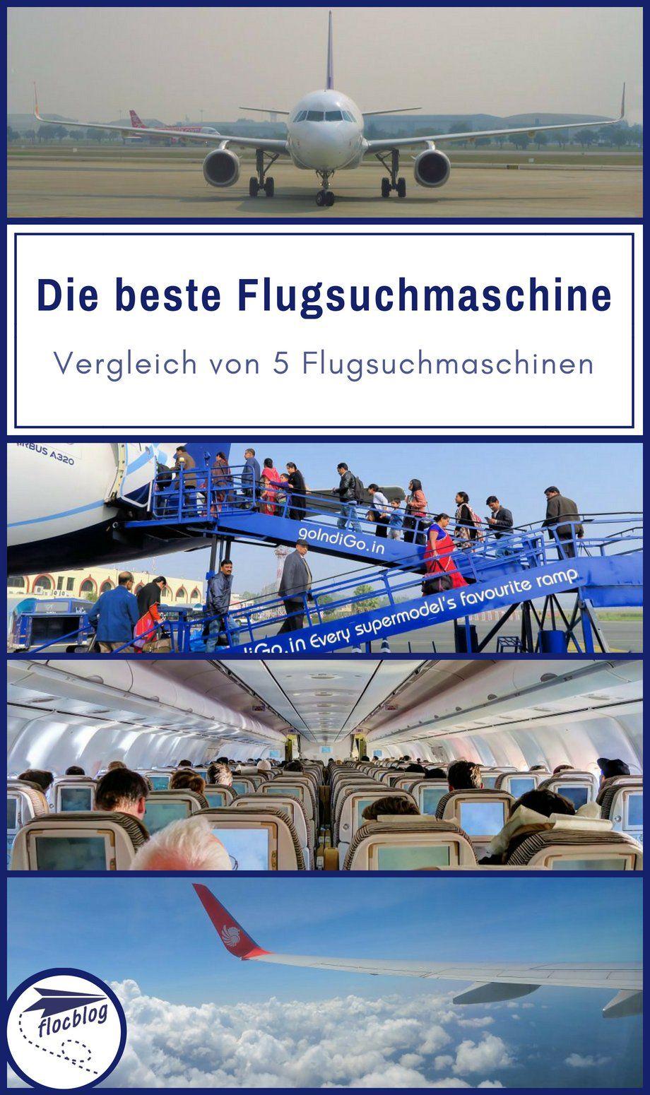 Flugvergleich die 5 besten Flugsuchmaschinen [2020