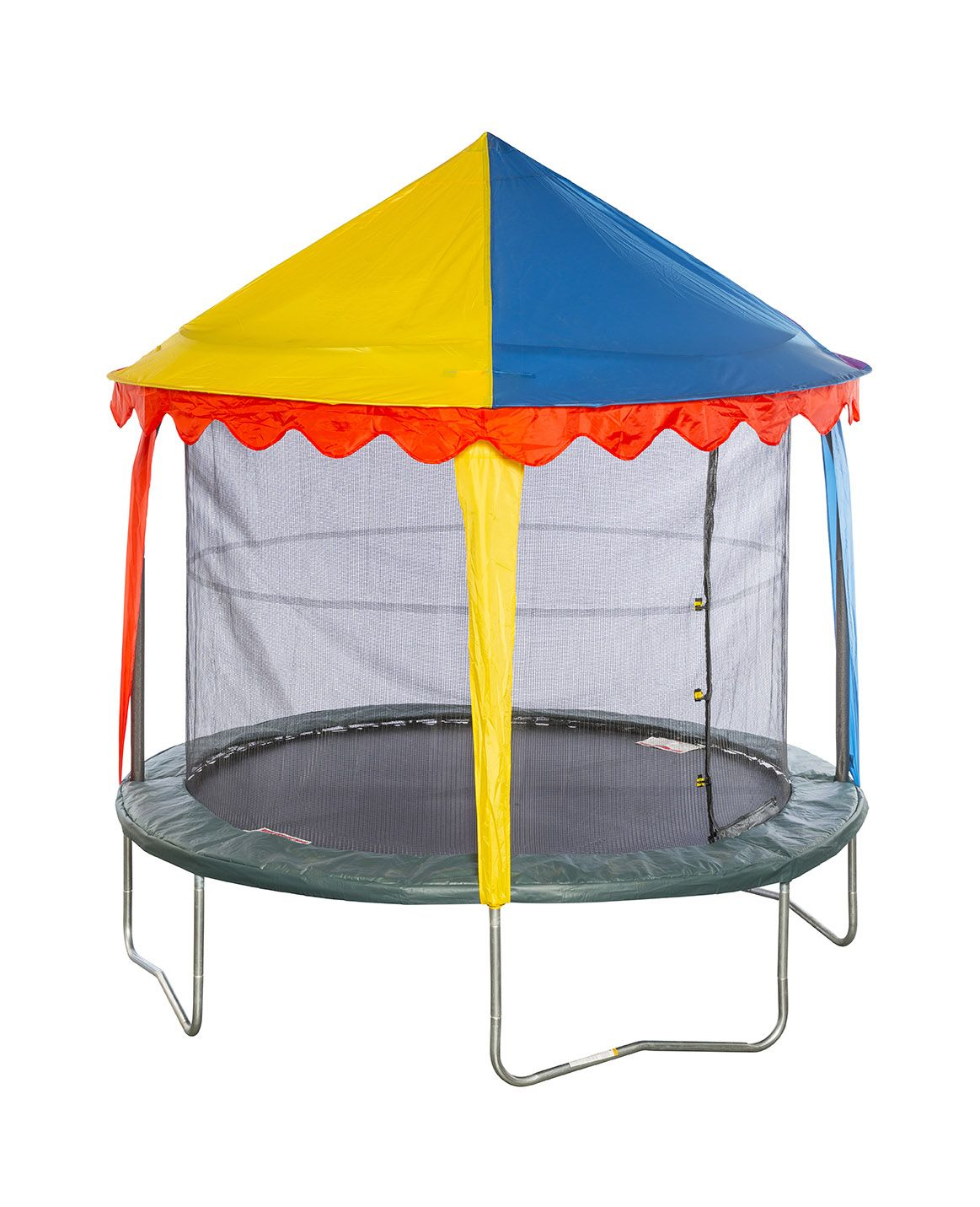 Jumpking Canopy Circus Tent Trampoline Accessories Backyard