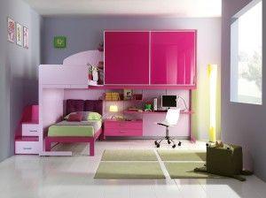 Livein Camerette ~ Best camerette bambini images child room