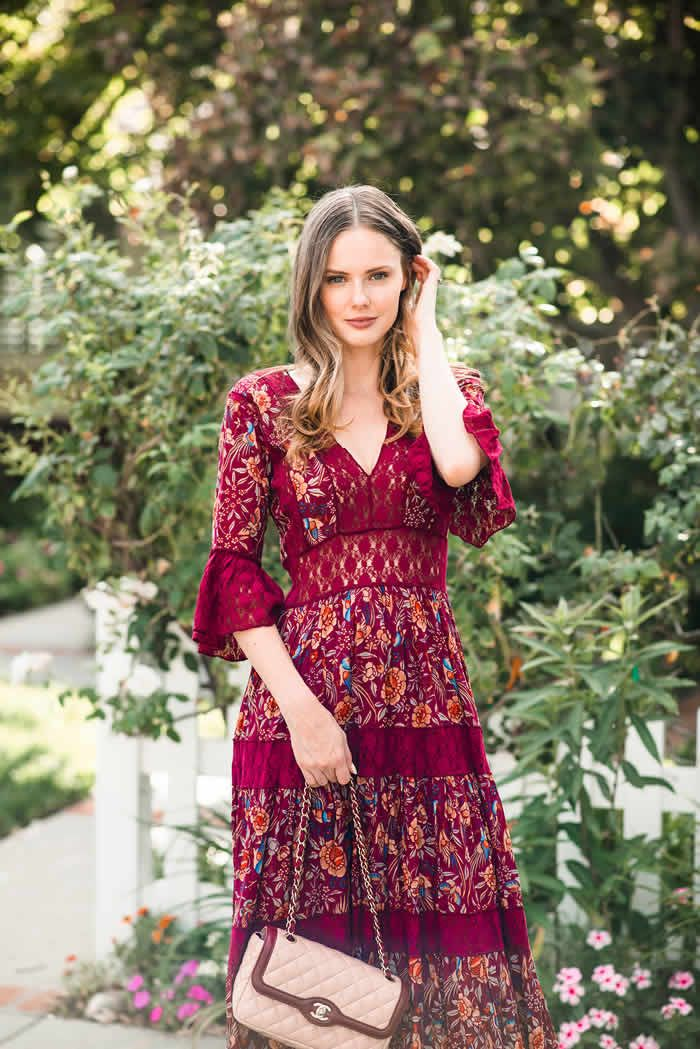 20 Dresses to Wear to a Fall Wedding Casual wedding