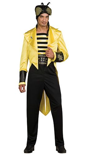 yellow jacket costume. bug hat a6be87568e54