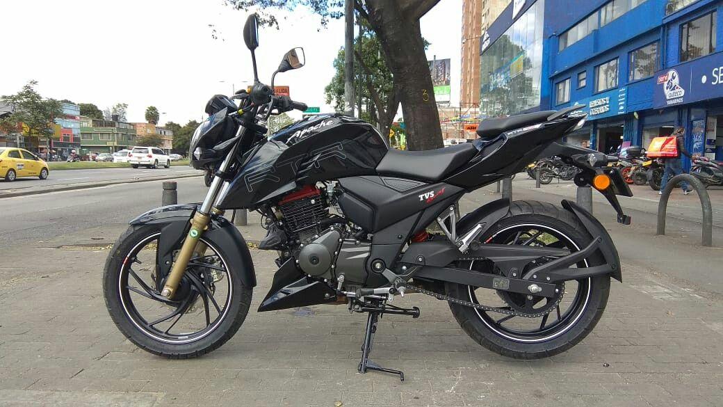 Tvs Apache Model 2019 Bike Lovers Motorbikes Bike