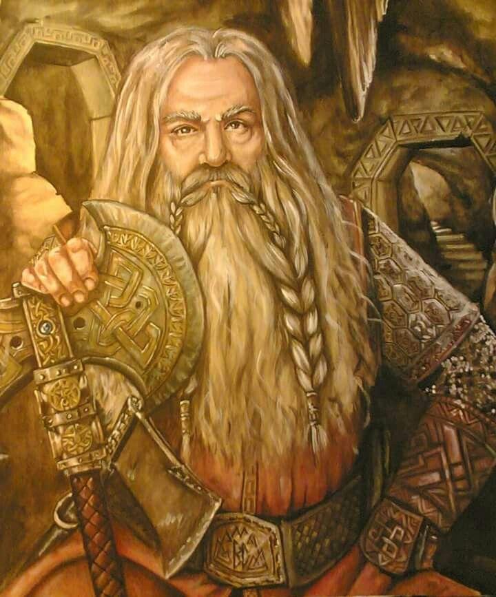 Dwarf of Moria, by Cesy Mariel
