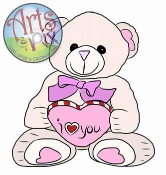 Clipart Valentine Teddy Bear Teddy Bears Valentines Teddy Bear Clipart Bear Clipart