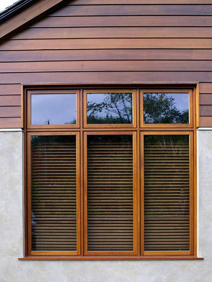 Wooden Casement Window Mission Loewen Casement Windows