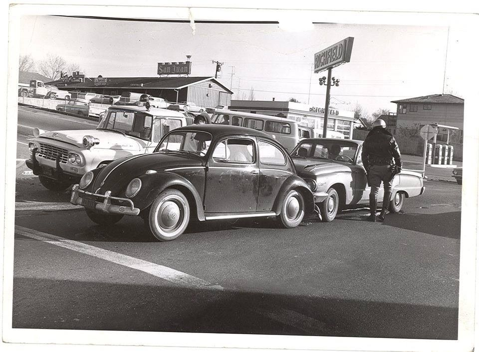 Vintage Fair Oaks california across the street from my old fav watering hole.