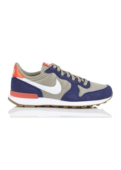 nike internationalist femme daim