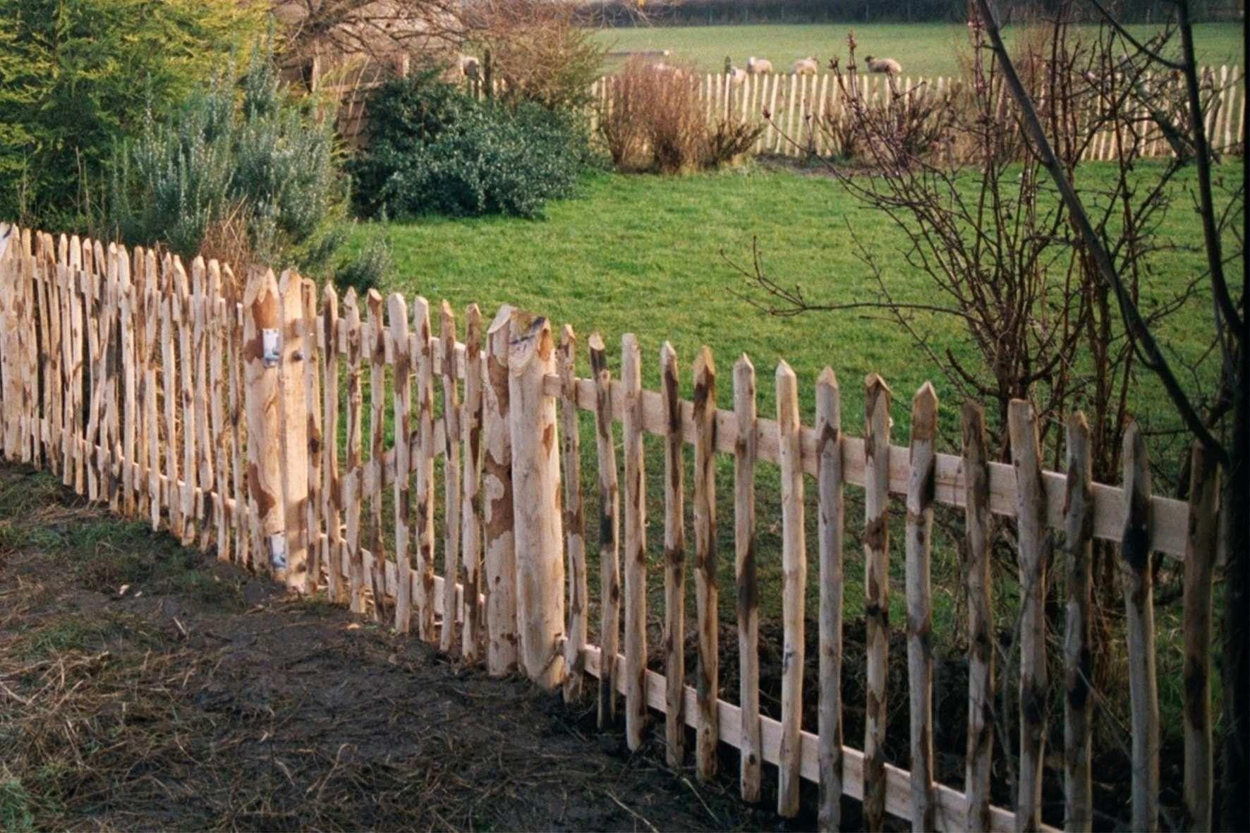 Fabriquer Un Portail De Jardin En Bois Beautiful Fabriquer ...