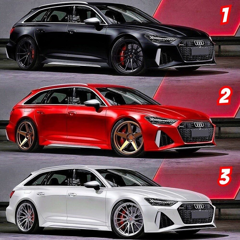 2020 Rs6 Spec Options Which Would You Take Cars247 Vossen Audi Rs6 Carhoots In 2020 Audi Rs6 Audi Wagon Audi Motor